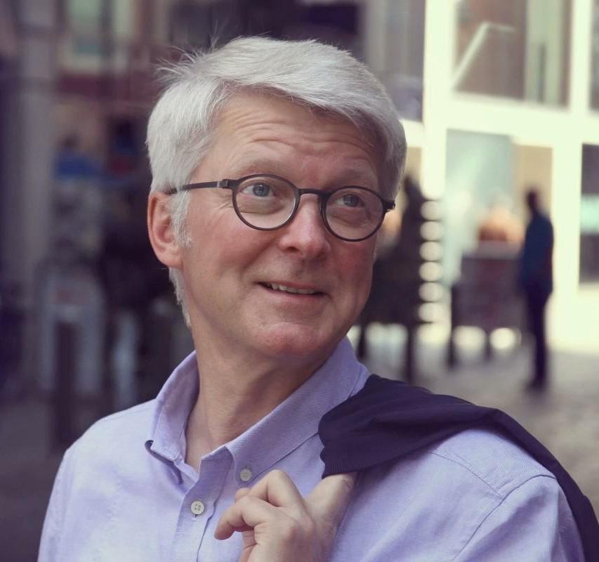 Portrait von Carsten Frenz, Inhaber von Frenz für's Auge Augenoptik